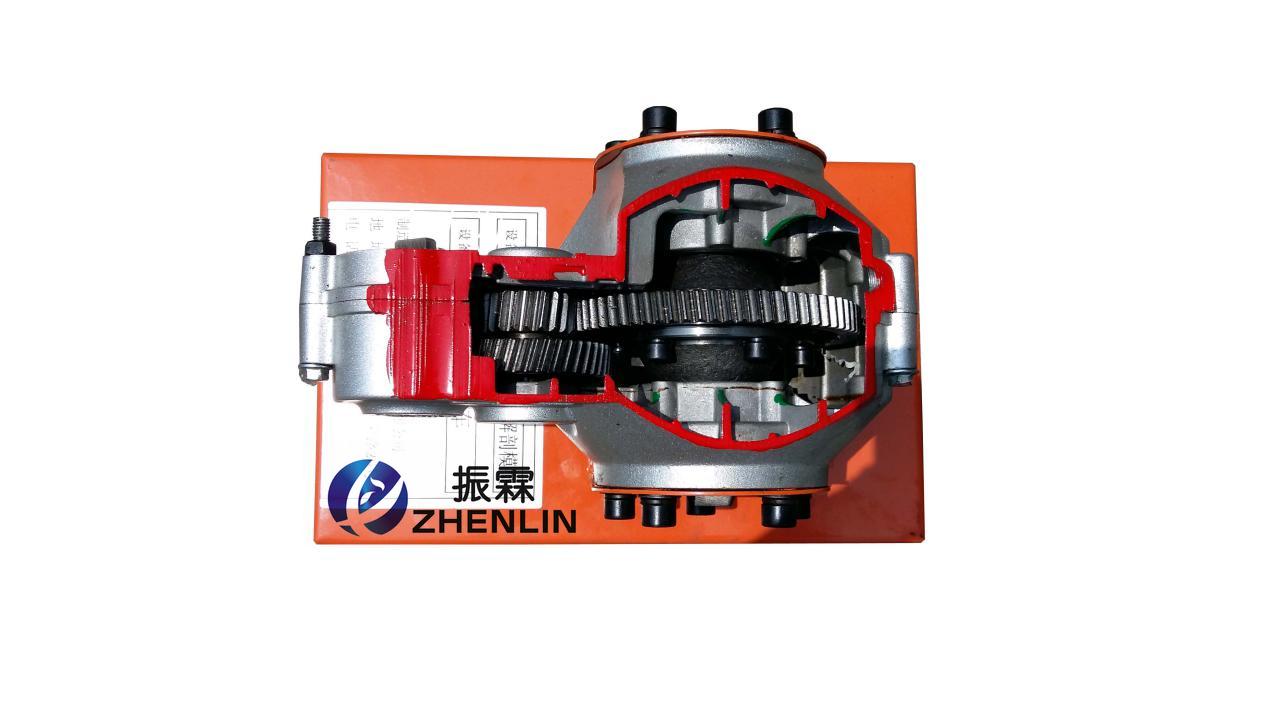 纯电动车变速器与差速器教学实验设备 上海振霖 新能源汽车教学设备