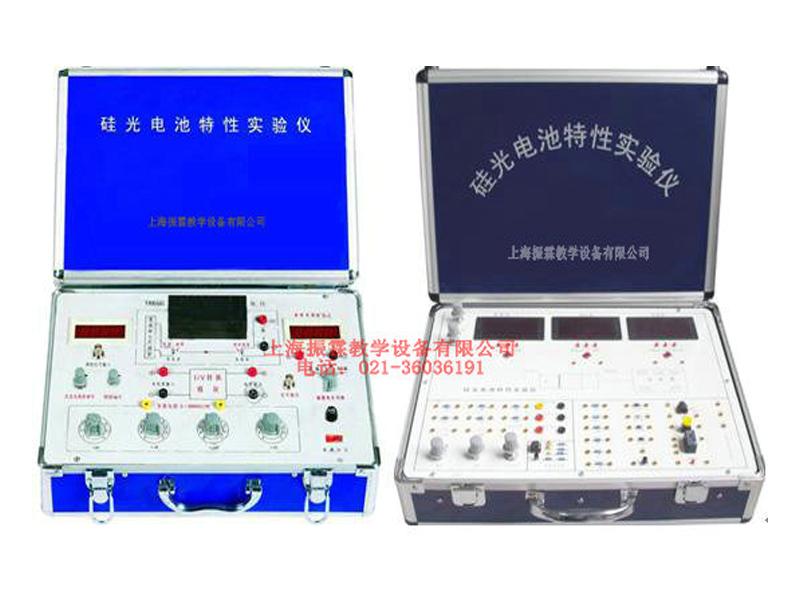 ZL-PVT02硅光电池光伏特性综合实验仪