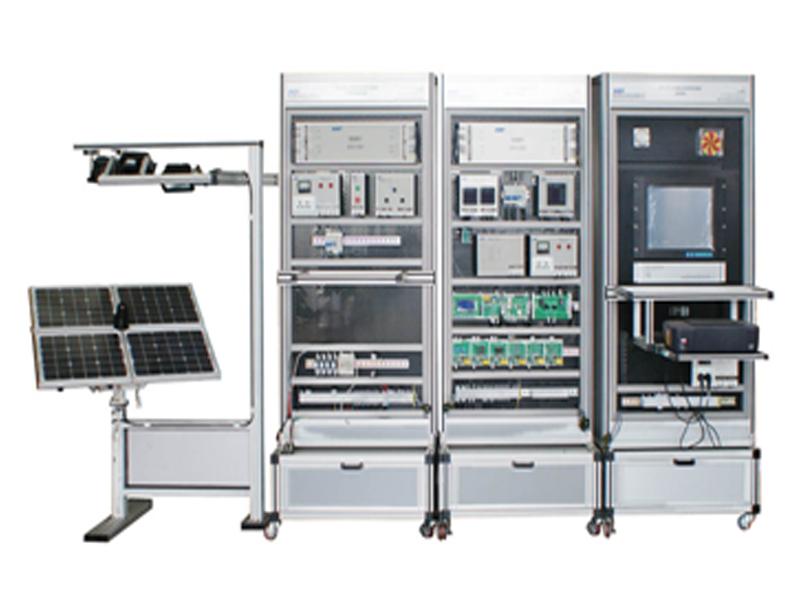 ZL-PVT09太阳能机电综合实训系统