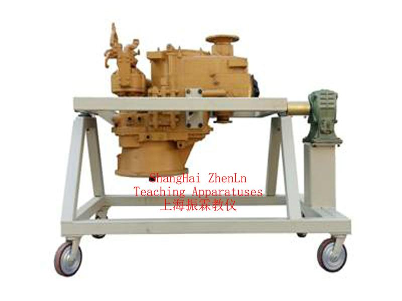 汽车发动机实训设备  /  装载机变速箱翻转架_上海振霖教学设备有限公司